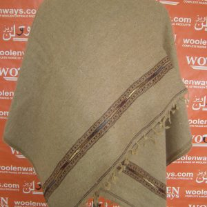 Gents Woolen Shawl