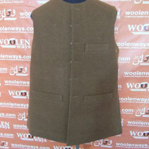 Woolen West Coat
