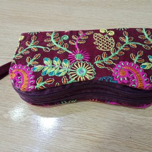 Hand Made Pouch For Ladies