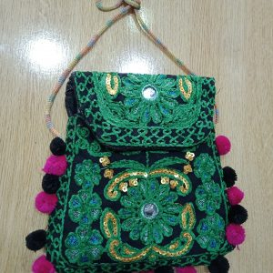 Hand Made Purse For Kids