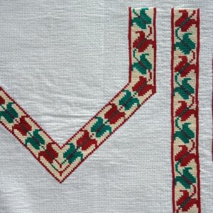 Hand Embroidery Nick Design For Kurtis