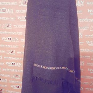Pure Woolen Shawl for Man's